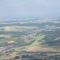 SHB Werk Unterbalbach Luftbild